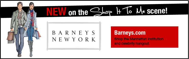 New On The Scene: Barneys New York!