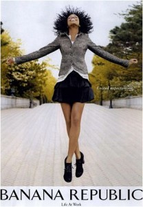 Deal of the Day: Banana Republic jacket featured in Fall ad