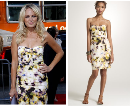 Get Malin Akerman's Red Carpet Look for $99.99