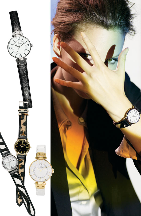 Deal of the Day: Anne Klein Animal Print Watch