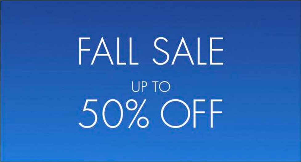 Sale Away with Calvin Klein!