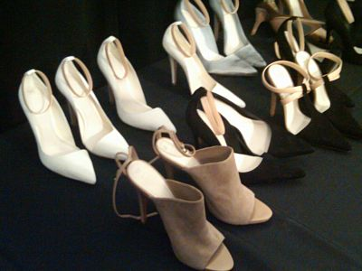 Herve Leger shoes