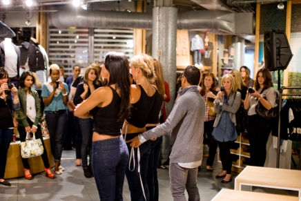 Levi's Wants to Give Your Curves a Hug