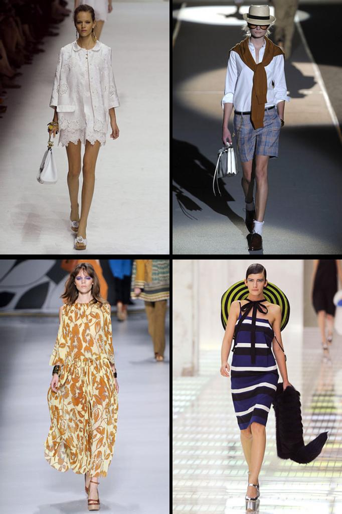Neutral Sophistication at Milan Fashion Week