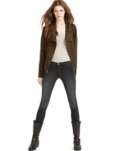 Deal of the Day: 55 % off Suede Vince Jacket