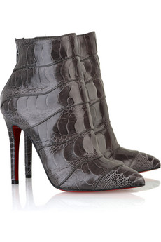 Deal of the Day: Christian Louboutin ankle boots