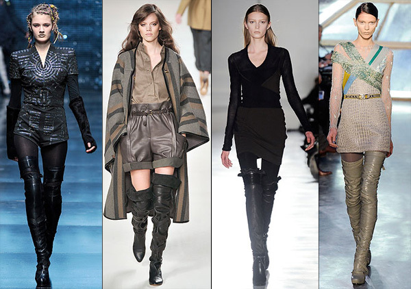 Trend Report: This Season's Boots