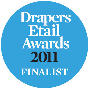Drapers Etailer Awards 2011 Finalist