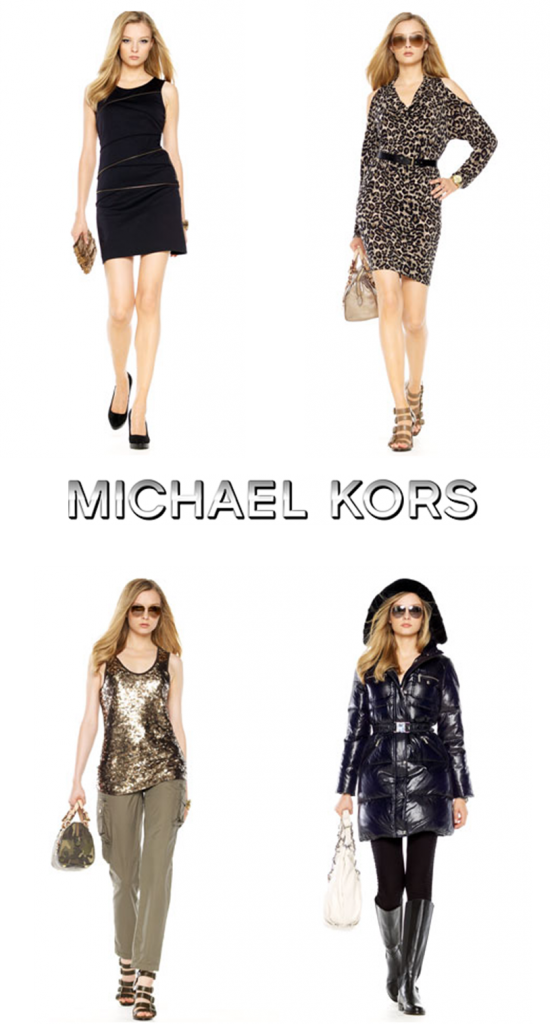 New On The Scene: MichaelKors.com