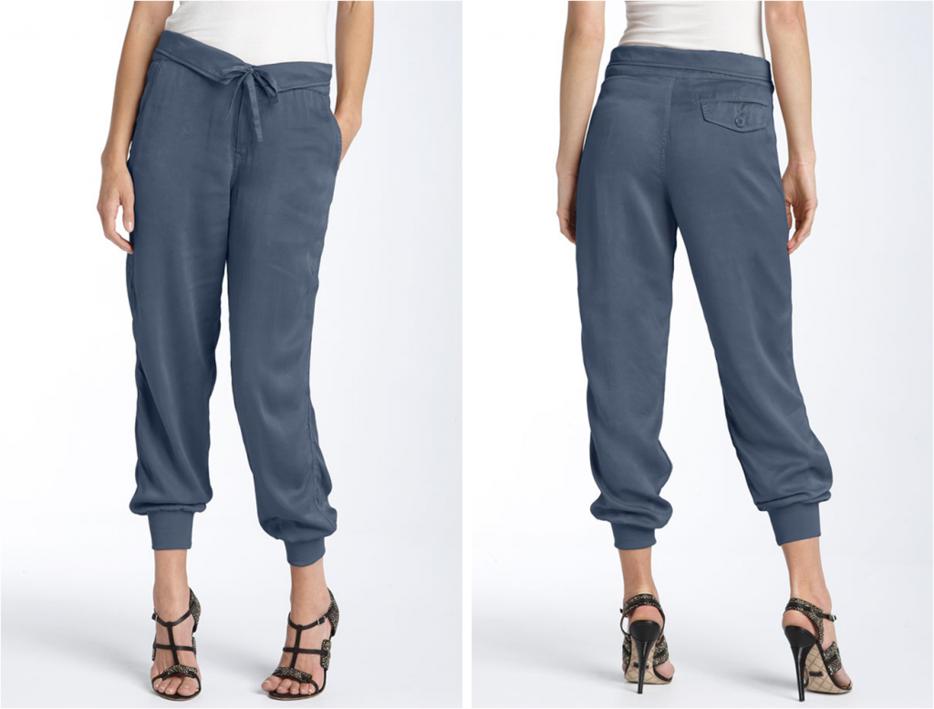 Deal of the Day: Rich & Skinny Silk Pants