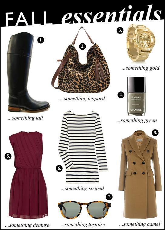 Chic Fall Essentials