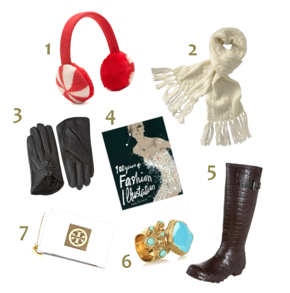 Holiday Gift Guide: For Your Favorite Fashionista