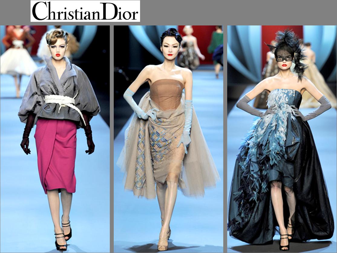 Christian<em>Dior</em>Spring<em>2011</em>Couture