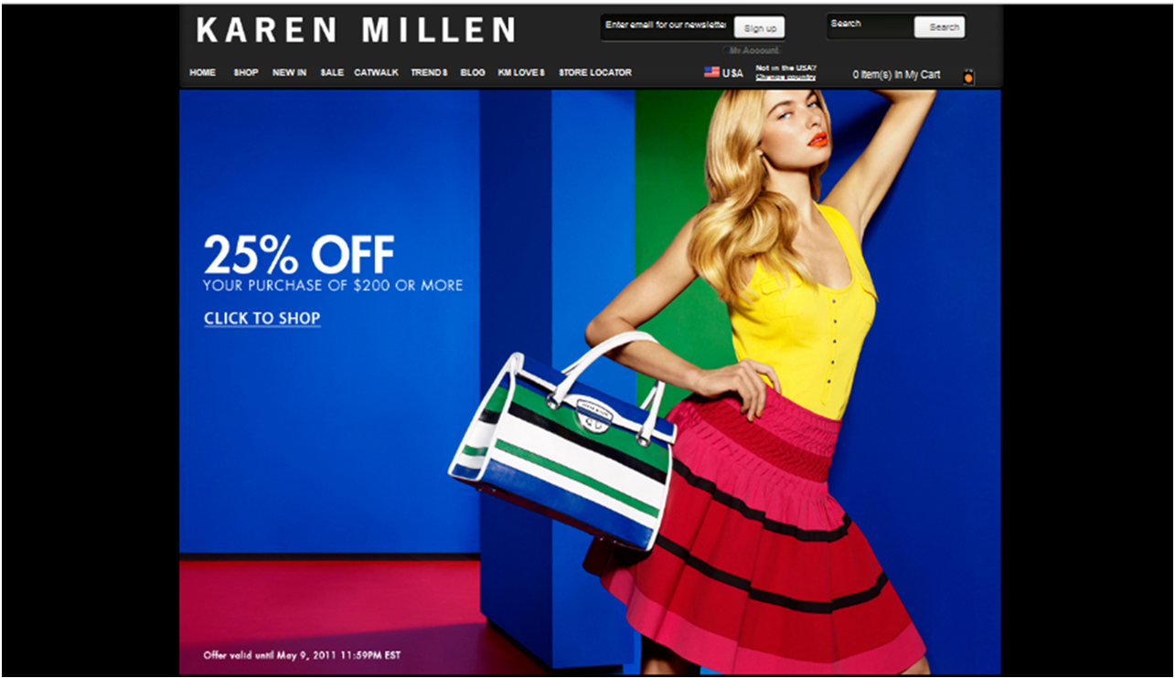 New Retailer: We've Added KarenMillen.com