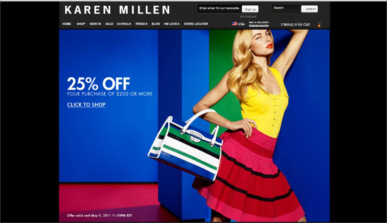 New Retailer: We've Added KarenMillen.com