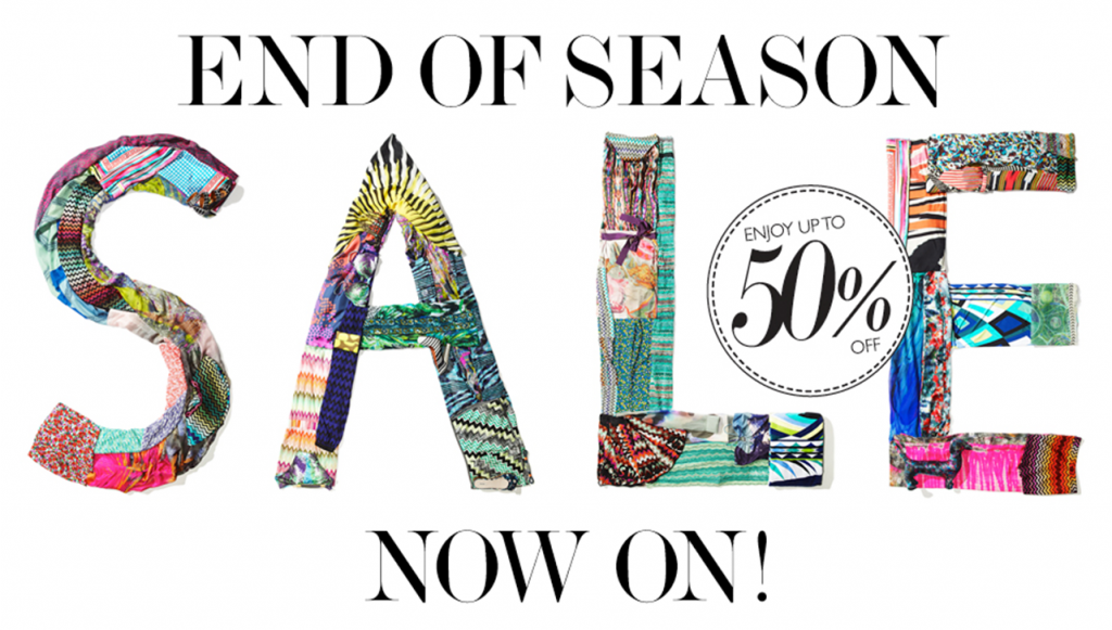 Net-A-Porter End Of Season SaleSeason