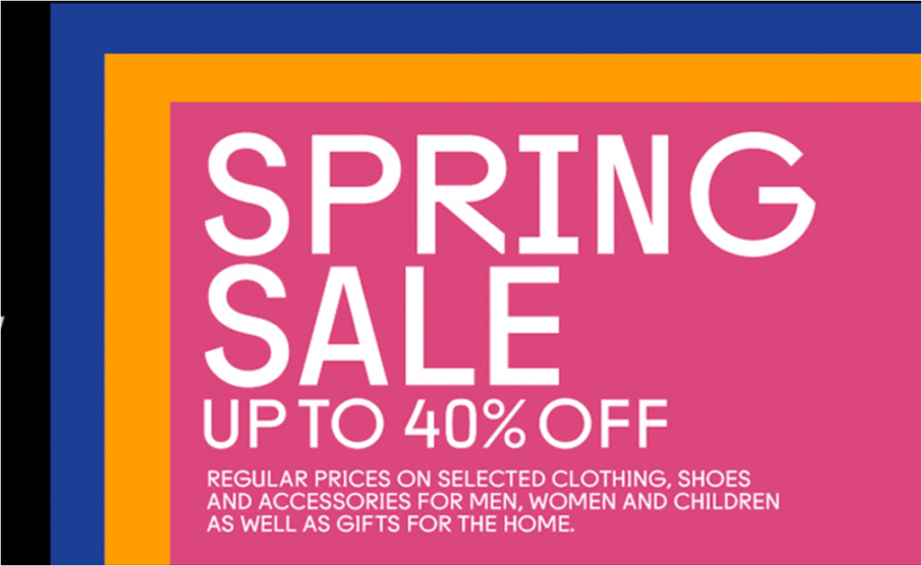Barneys New York Spring Sale
