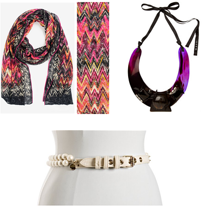 Belts-Scarves-August