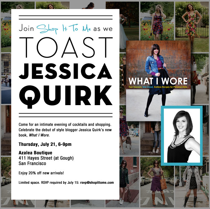 Join Us As We Toast Jessica Quirk