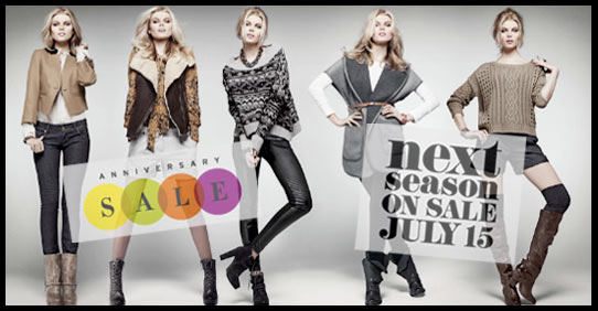Nordstrom Anniversary Sale 2011