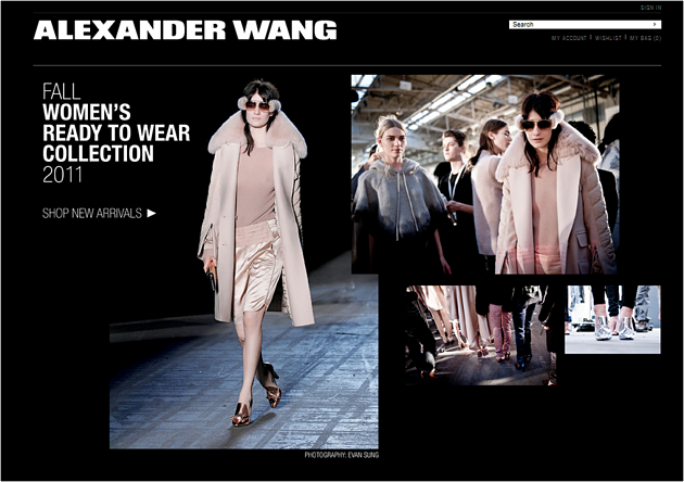 ShopItToMe.com adds Alexander Wang as a new retailer