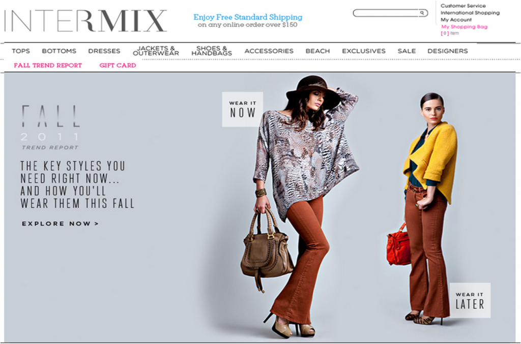 Salemail Update: We've Added Intermix!