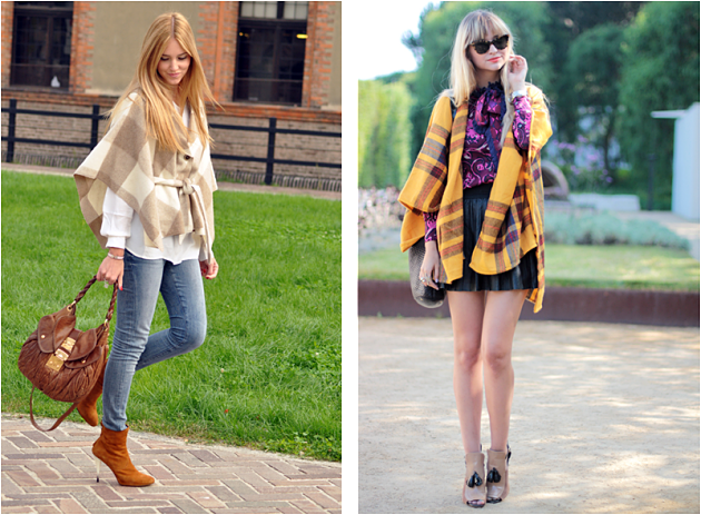 Our Favorite Style Bloggers Show Off Annie's Fall Outerwear Picks