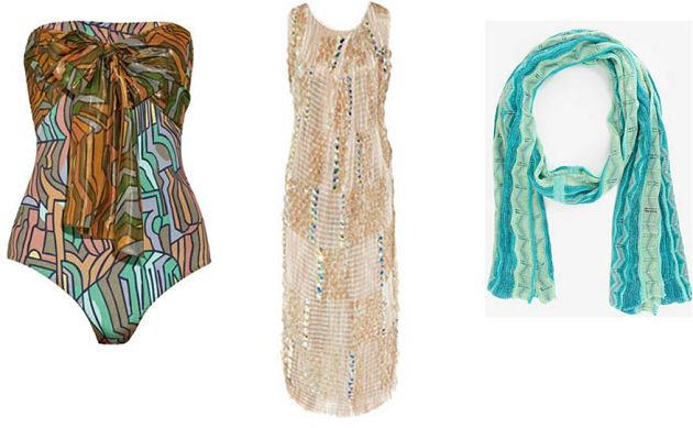 Missoni favorite items
