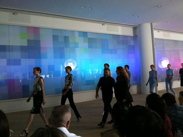 Preen fashion show