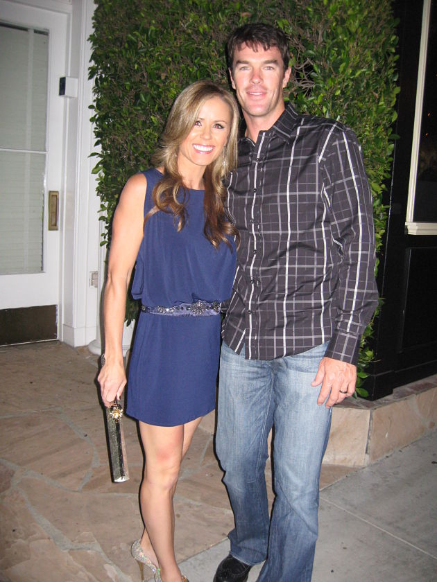 Trista Sutter Dazzles in Laundry by Shelli Segal