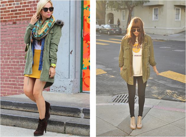 Fall Outerwear Trends: Street Style