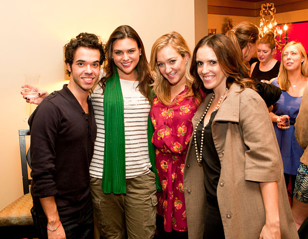 Jenn Falik hosts fashion bash with Shop It To Me at her NYC apartment