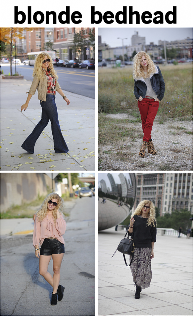 Blogger Spotlight: Andrea of Blonde Bedhead
