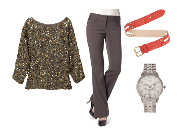 Get The Look: Holiday Sparkle