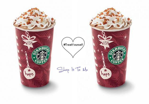 #TreatYourself: Win Starbucks Cards for You and a Friend