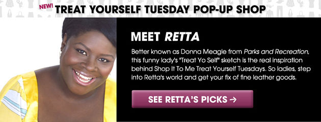 Retta (aka Donna from Parks and Rec) Treats Us to Her Style Picks