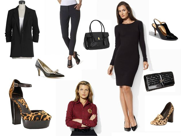 Work Wear Chic: Great Sale Finds for your Professional Closet
