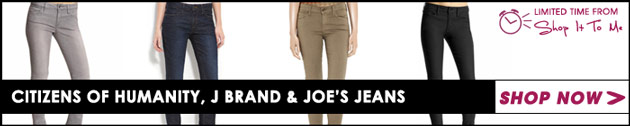 Citizens of Humanity, J Brand, Joe's Jeans