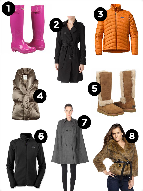 January Outerwear Deals