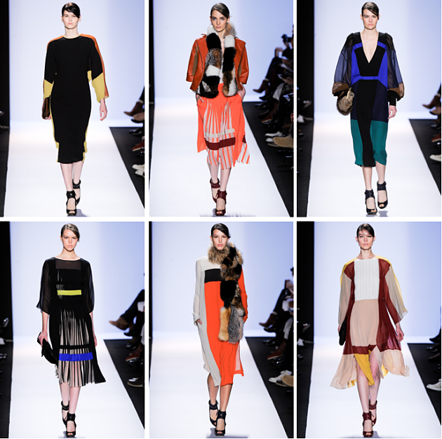 Midi Dresses from BCBGMAXAZRIA: Trend Alert for Fall