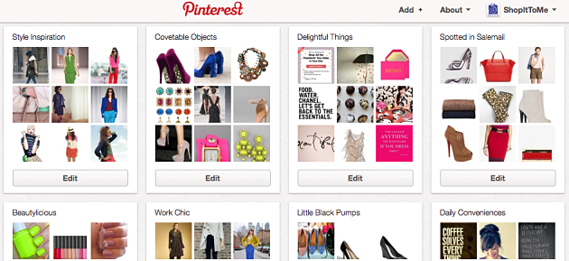 Shop It To Me is on Pinterest