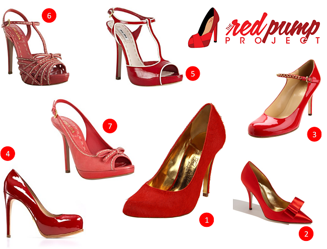 Rock the Red Pump!