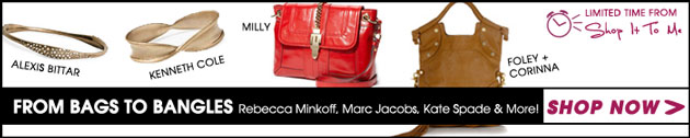 Events this week: Spring's Best Dresses, Rebecca Minkoff & Marc Jacobs signature items, plus 3 more!