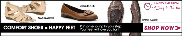 Spring Comfort Shoes