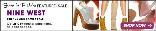 Nine West Sale