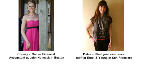 Tips from 5 busy (and stylish) accountants!