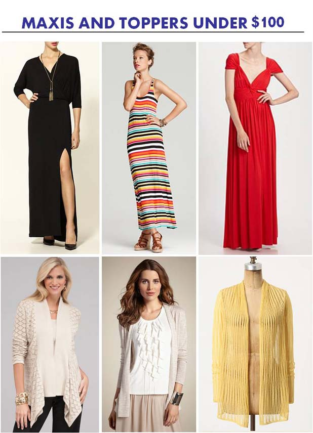 We're On The TODAY Show! Plus, More Stylish Maxis Under $100