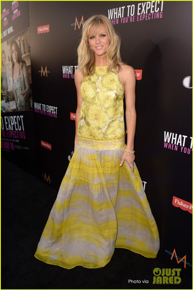 brooklyn decker what to expect premiere