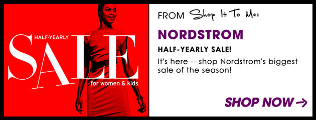 Weekly Sale Guide: Nordstrom Half-Yearly Sale, plus early Memorial Day Sales