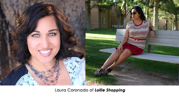 Laura Coronado of Lollie Shopping